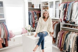 A Dream Dressing Room for Fashion Blogger Brittany Sjogren