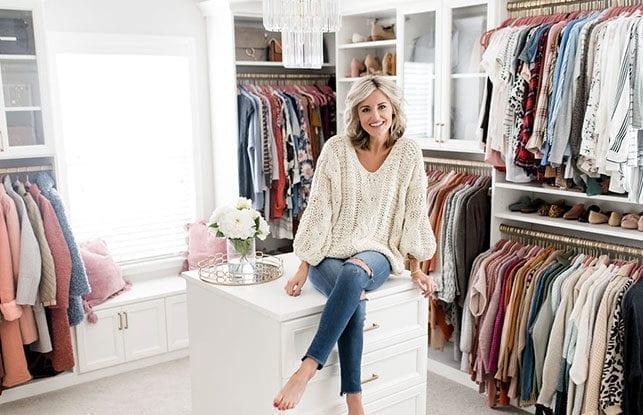 b9094dc27f5c A Dream Dressing Room for Fashion Blogger Brittany Sjogren ...