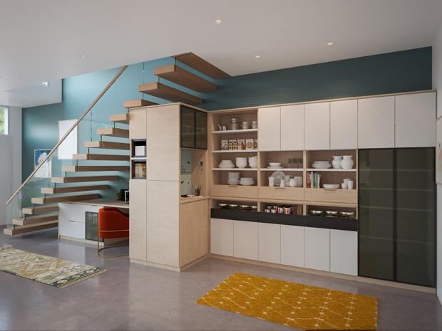 Kitchen Pantry Cabinets Kitchen Organization Ideas California