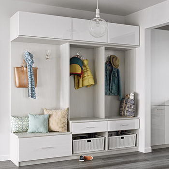 MUEBLE DE ENTRADA - California Closets
