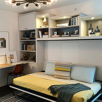 Murphy Beds - California Closets