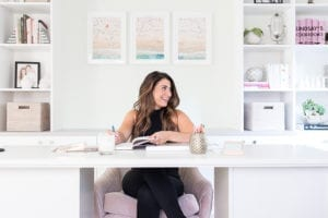 Creating Balance and Order for Nutritionist and  Blogger Lindsay Surowitz
