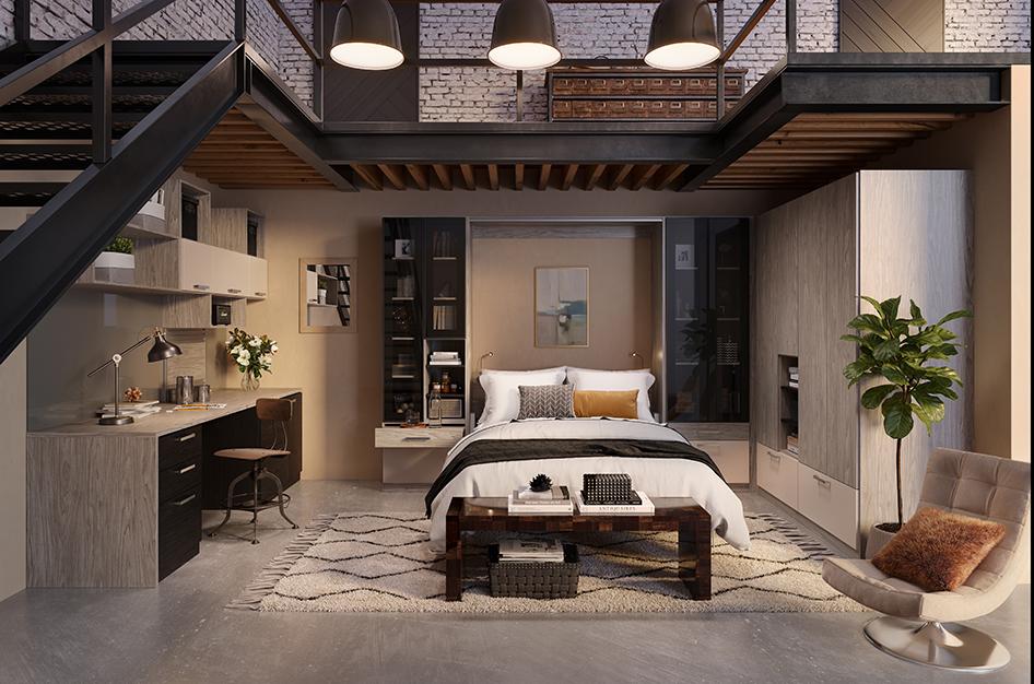 Home Office Design Ideas & Custom Home Office Built Ins \u0026 Cabinet Storage | California Closets