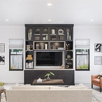 Living Area - California Closets