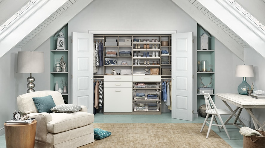 Seaside Closet | California Closets