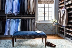 Storage and Style Return to a 1920s English Tudor