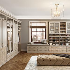 Luxury Closet Design High End Closet Systems